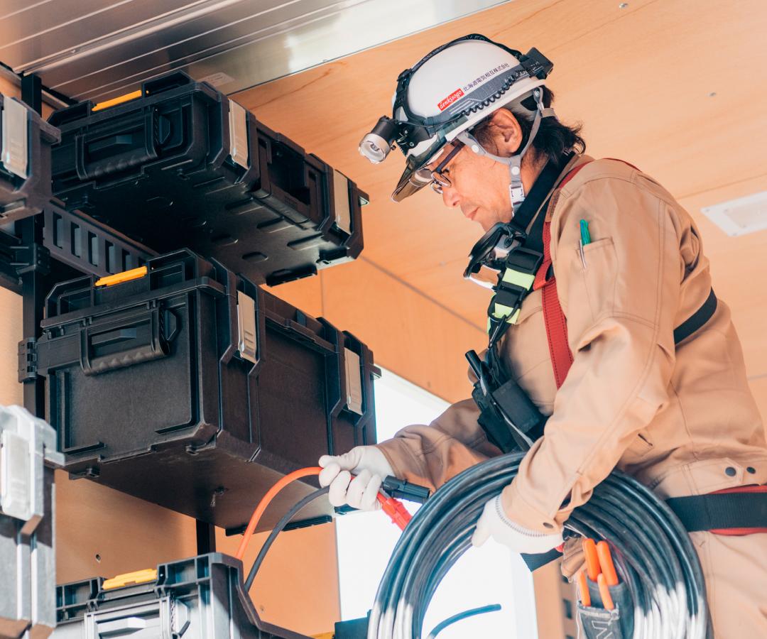 電気設備工事業 イメージ画像
